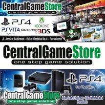 Logo CentralGameStore