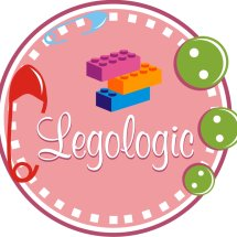 Logo legologic undangan ultah
