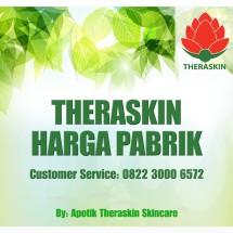 Theraskin Harga Pabrik