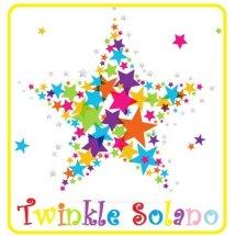Logo Twinkle Solano