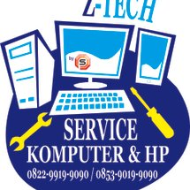 Logo Z-Tech Com & Cell Phone