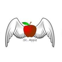 Logo Saint Apple