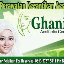 Ghaniya skincare