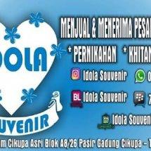 IdolaSouvenir Logo