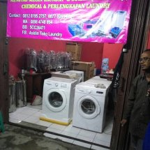 as klin toko laundry