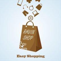 Logo RavinShop