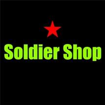 Logo Soldier Shop