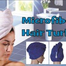 Hair Turban Microfiber
