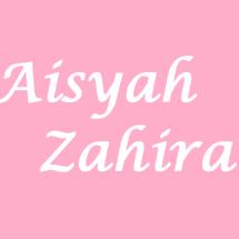 Aisyah Zahira Logo