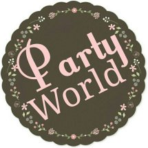 Logo Party World