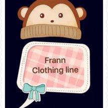 Logo frann clothing line