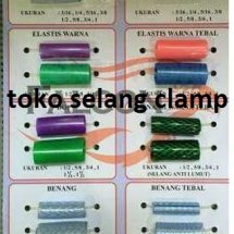 Logo distributor selang clamp