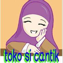 Logo toko si cantik