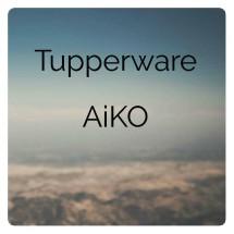 TUPPERWARE AIKO