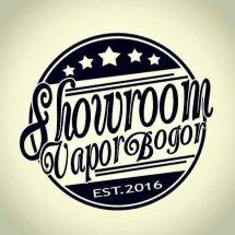 Showroom Vapor Logo