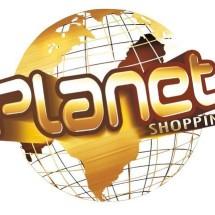 PLANET SHOPING Logo