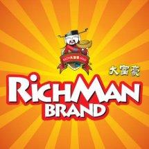 Logo RichMan Brand