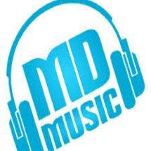 Logo MD music