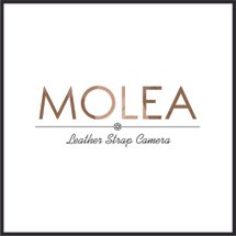 Logo Molea Leather Strap