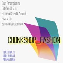 Fashion pria Chonkshop