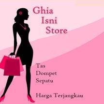 Ghia Isni Store Logo