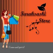 Farahsaski Store Logo