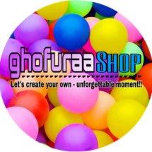 Logo ghofuraa shop