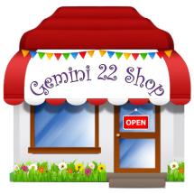 Gemini 22 Shop