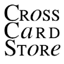 Cross Card Store Logo