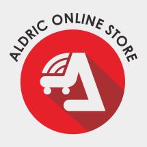 Logo aldric online store