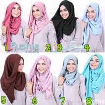 Hijab Branded Original