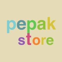 Logo Pepak Store