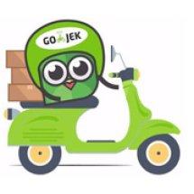 Logo Gojek olshop