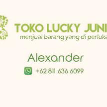 Lucky junior