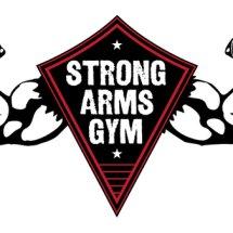 Strong Gym Surabaya Logo