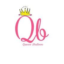 Logo Queen Balloon