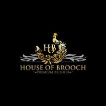 Houseofbrooch Logo