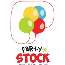 Logo party stock indonesia