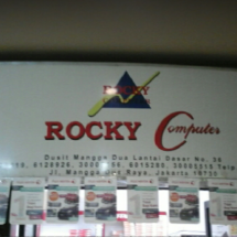Rocky Computer