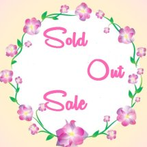 Sold Out Sale