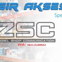 ZSC Accesories Store Logo