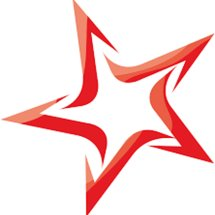 THE RED STAR Logo