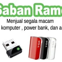 Logo Toko Saban Rame