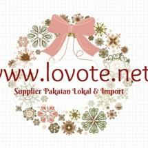 Logo Lovote Olshop