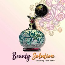 Logo Beauty and Hair Solution