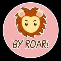Logo by roar