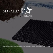 STARCELL - DRAINCELL