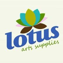 Logo Lotus Arts Supplies