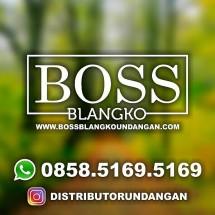 Boss Blangko Undangan