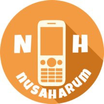 Logo NusaHarum - Apple Store